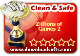 downloadsofts.com Clean & Safe Award